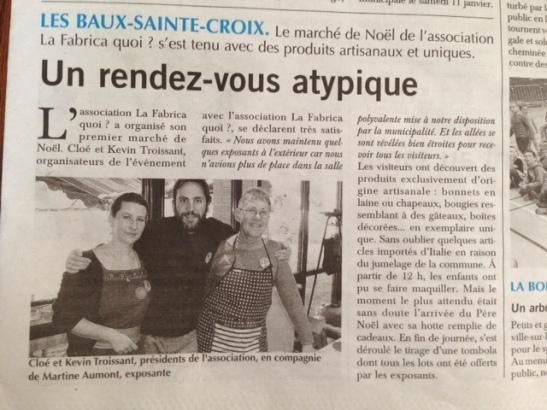 article paris normandie la fabrica quoi les baux sainte croix 15 dec 2013