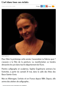 article paris normandie la fabrica quoi ?