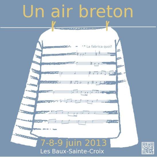 flyer un air breton