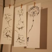 roses et hortensia- Tota