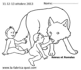 remus et romulus La fabrica quoi?