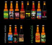 bières ELAV - made italy