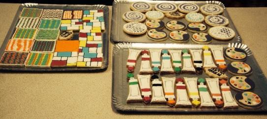 biscuits de ALE ED EROS