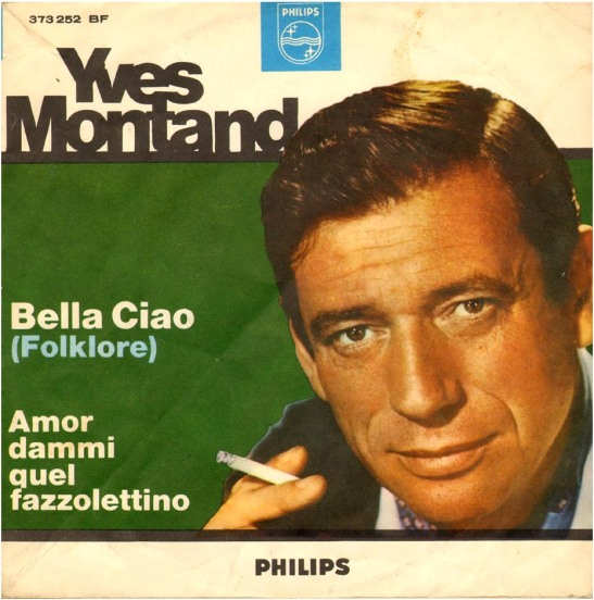 Bella Ciao- Yves Montand -