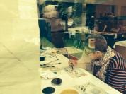©La fabrica quoi- ateliers calligraphie