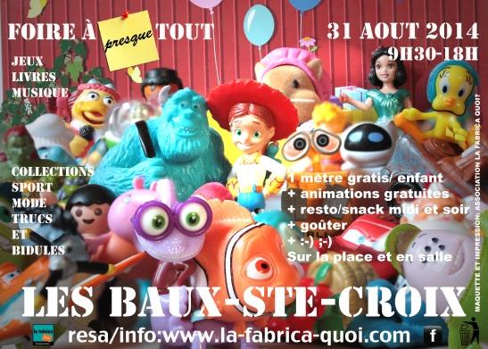 ©fabrica quoi foire aout 2014