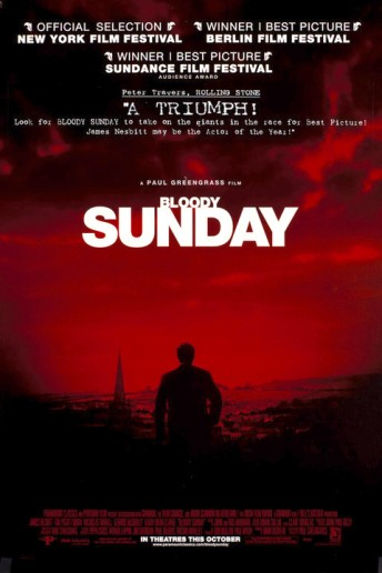 bloody sunday affiche