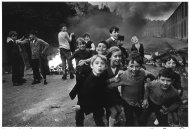 Enfants de Derry Christine Spengler (née en 1945) Londonderry. Irlande du Nord, 1972.