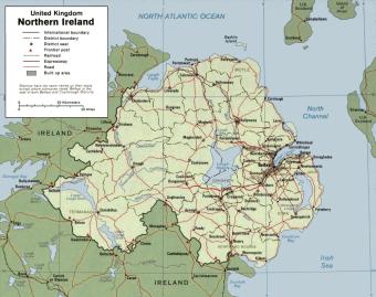 Ulster Irlande du Nord