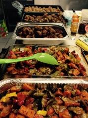 légumes grillès